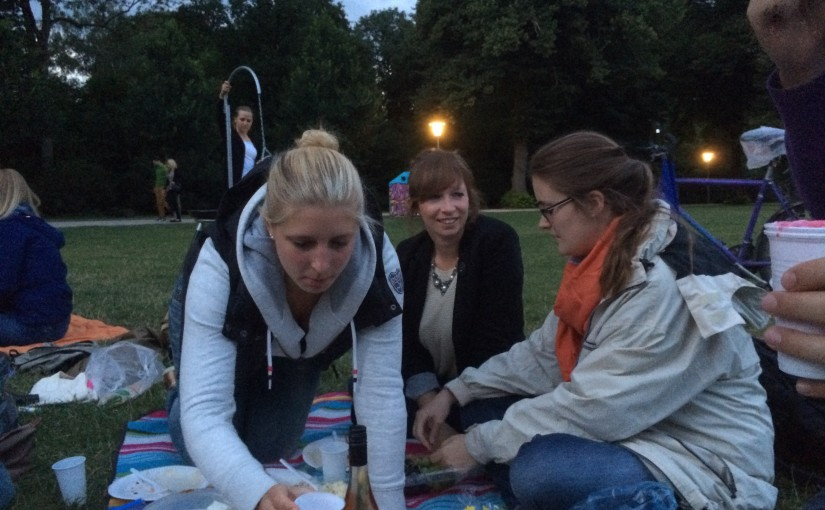 Sommertreffen der Hamburger Rotaract Clubs