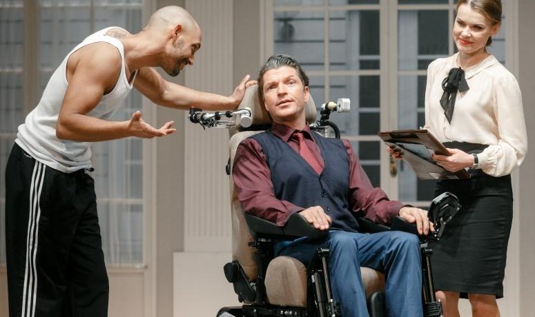 Besuch des Theaterstücks 'Ziemlich beste Freunde' in den Hamburger Kammerspielen