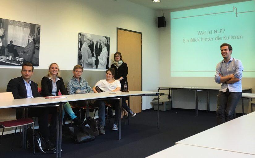 Vortrag über NLP