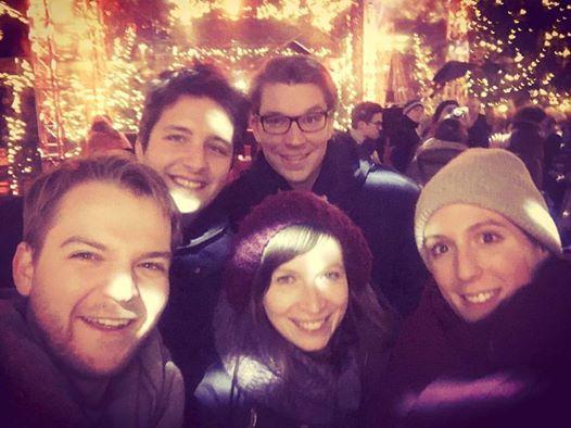Santa Pauli Weihnachtsmarkt-Bummel