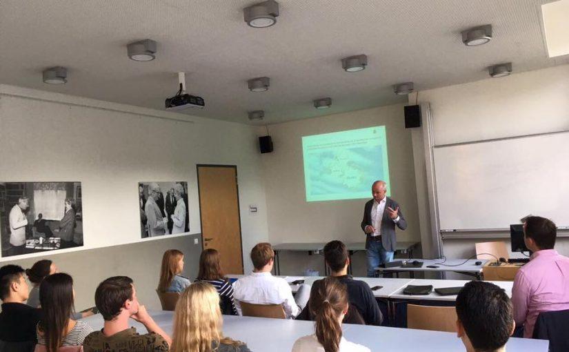 Vortrag im Bereich Wirtschaft